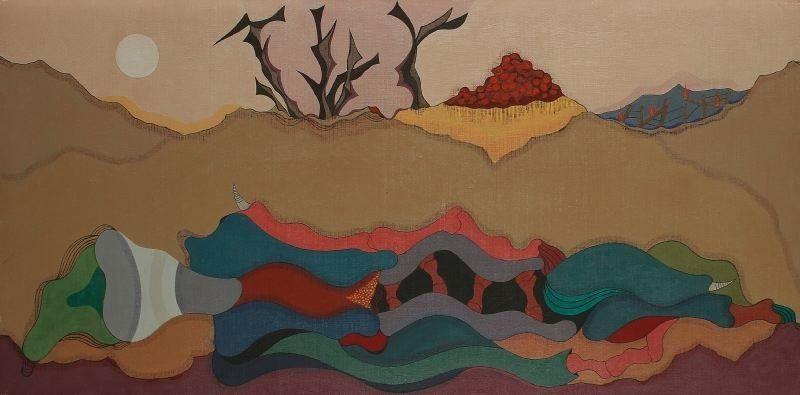 rêverie nomade by jorge camacho