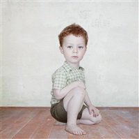 study of a boy 2 by loretta lux