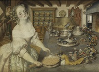 supper for mrs. mouserinks by gennady spirin