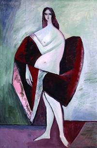 mujer by anhelo hernandez