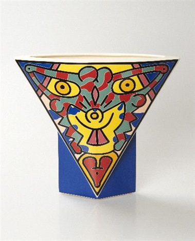 Vase Tribeca By Keith Haring On Artnet