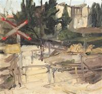 harakevet street, german colony, jerusalem/ by jordan wolfson