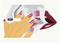 smoker by tom wesselmann