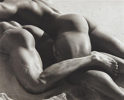 duo iv mexico by herb ritts