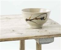 bowl by hamada shoji
