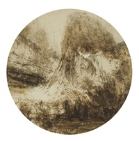 paisaje, mancha by eugenio lucas velázquez