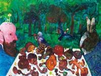 nel bosco by antonio possenti