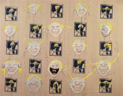 the laughing heads by thierry alet