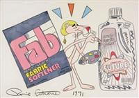fab future by ronnie cutrone