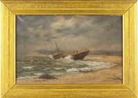 beached by william moore davis