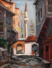 istanbul by ibrahim safi