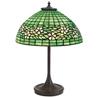 table lamp by art glass & metal co.