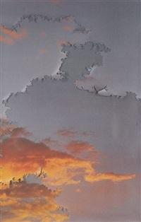 cielo grigio by stefano arienti