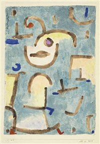 will zu schiff by paul klee