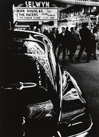 selwyn, 42nd street, new york by william klein