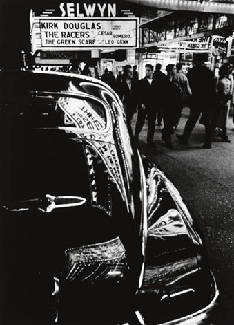 selwyn 42nd street new york by william klein