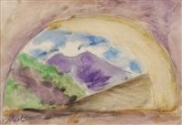 paysage by emile gilioli