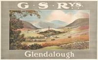 glendalough by walter till