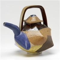 teapot by john gill