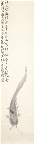 catfish by qi baishi