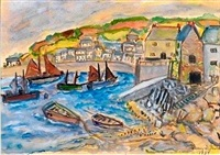 old newlyn by mary jewels