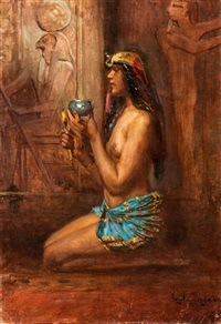 egyiptomi leány by sigmund vajda
