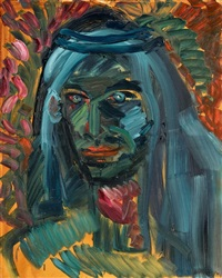 arab by rainer fetting