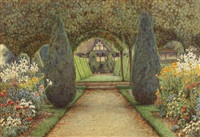 the garden path by ernest arthur rowe