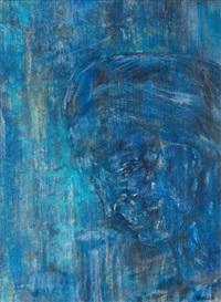 head (i) by leon golub