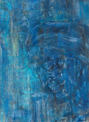 head i by leon golub