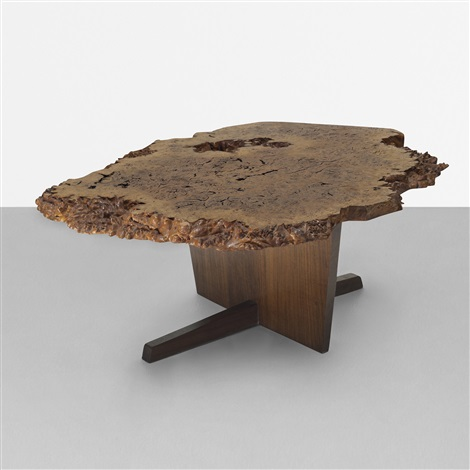 important minguren i coffee table by george nakashima