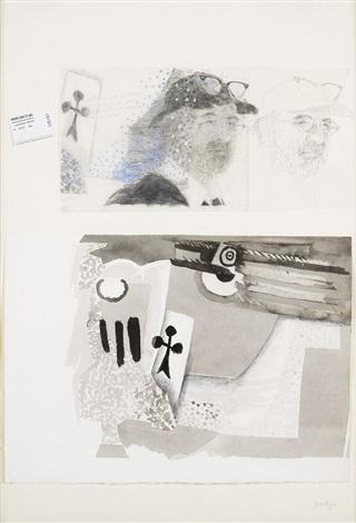 sans titre le peintre invisible by jean le gac