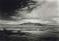 landscape no.3, new mexico by william clift