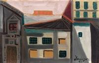maisons by oscar domínguez