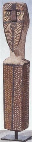 untitled mobadidi figure by micky geranium warlpinni