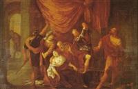 muerte de lucrecia by david colyns