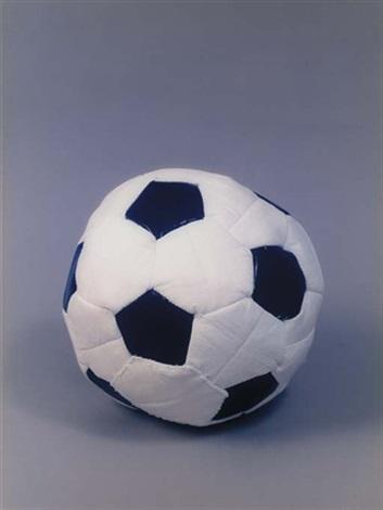pelota soccer ball by priscilla monge