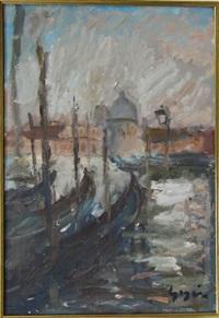 les gondoles by pierre gogois