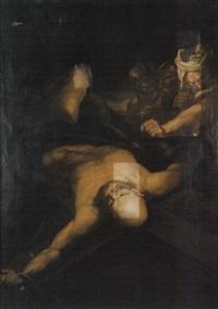 il martirio di san pietro by giacomo farelli