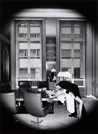 office love paris from private property suite i by helmut newton