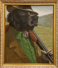 le chasseur by georges janier