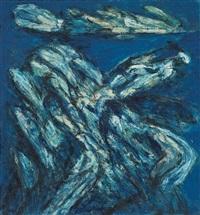 blue gelombang by latiff mohidin