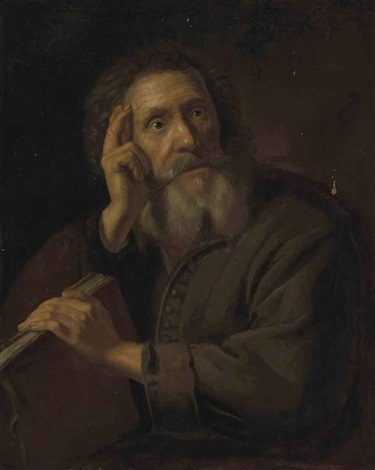 a philosopher by philippe de champaigne