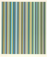 edge of light by bridget riley