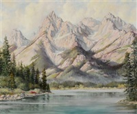the tetons by elizabeth lochrie