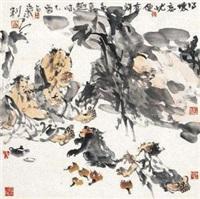 人物 by liang zhanyan