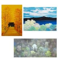 fine rain and others (3 pieces) by yuki sekiguchi