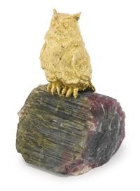 owl by buccellati