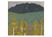 mountain tree by kyujin yamamoto
