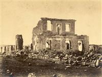souvenirs de la guerre de crimée. ruine de karabelnaja by jean-charles (col.) langlois